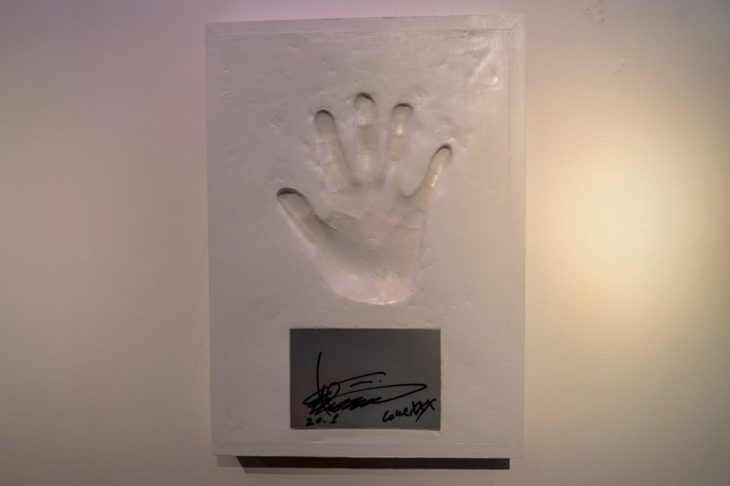 吉川の手形