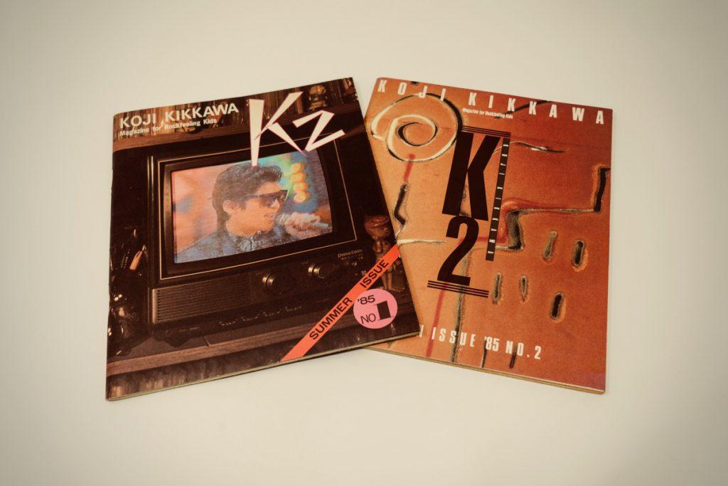「K2」 No.1 & No.2